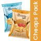 Chips Packaging Template - GraphicRiver Item for Sale