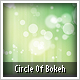 Circle Of Bokeh. - GraphicRiver Item for Sale