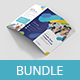 Event Business – Brochures Bundle Print Templates 7 in 1 - GraphicRiver Item for Sale