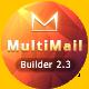 Multimail   Responsive Email Set + Builder Online - ThemeForest Item for Sale
