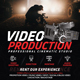 Video Production And Services 4 Flyer/Poster - GraphicRiver Item for Sale
