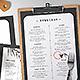 Restaurant Menu Template - GraphicRiver Item for Sale
