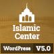 Islamic Center -  WordPress Religious Theme - ThemeForest Item for Sale