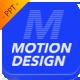 Motion Cover Slides - GraphicRiver Item for Sale