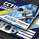 Security Camera Postcard - GraphicRiver Item for Sale
