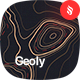 Geoly - Topographic Map Vector Backgrounds - GraphicRiver Item for Sale