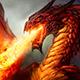 Dragon Powerfull Fire Roar