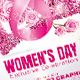 Women Day - GraphicRiver Item for Sale