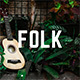 Acoustic Indie Folk Motivational