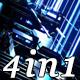 Neon Stage - VJ Loop Pack (4in1) - VideoHive Item for Sale