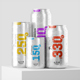 Multisize Soda Can Mockup - GraphicRiver Item for Sale