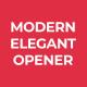 Modern Elegant Opener - VideoHive Item for Sale