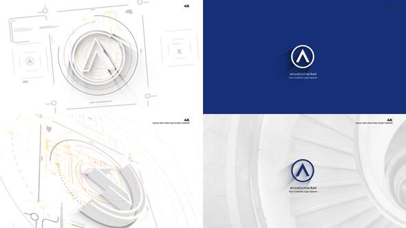 Architectures 3D Logo Ver 0.2