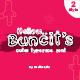 Buncit's Cutes TypeFace Font – 2 Style - GraphicRiver Item for Sale