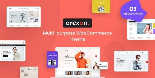 Review: Orexon - Multipurpose WooCommerce WordPress Theme free download Review: Orexon - Multipurpose WooCommerce WordPress Theme nulled Review: Orexon - Multipurpose WooCommerce WordPress Theme