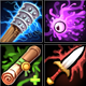 RPG Skills Icons 08 - GraphicRiver Item for Sale