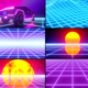 Retrowave Pack - VideoHive Item for Sale