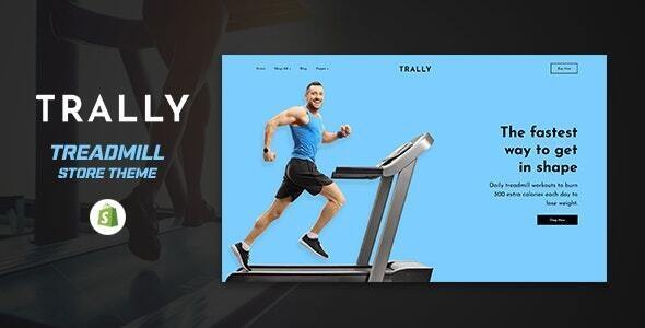 Trally - Single Product Shopify Theme