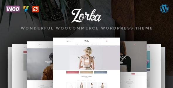 Review: ZORKA – Wonderful Fashion WooCommerce Theme free download Review: ZORKA – Wonderful Fashion WooCommerce Theme nulled Review: ZORKA – Wonderful Fashion WooCommerce Theme