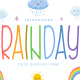 Rainday - Cute Display Font - GraphicRiver Item for Sale