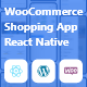 WooCommerce React Native Full App for Ecommerce - Delicart - CodeCanyon Item for Sale