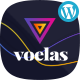 Voelas - Event & Conference WordPress Theme - ThemeForest Item for Sale