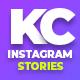 Kinetic Instagram Stories - VideoHive Item for Sale