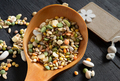 Uncooked soup of various colored mixed legumes - PhotoDune Item for Sale
