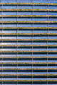 Solar panels power plant drone aerial top view. Alternative green energy generation concep - PhotoDune Item for Sale