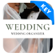 Wedding Photography & Organizer Keynote Presentation Template - GraphicRiver Item for Sale