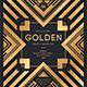 Black and Gold Flyer Template V22 - GraphicRiver Item for Sale