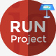 Run Project Keynote Presentation Template - GraphicRiver Item for Sale