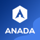 Anada - Data Science & Analytics Template - ThemeForest Item for Sale