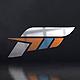 Racing Car   Motorsport Logo Reveal - VideoHive Item for Sale