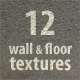 12 Wall & Floor Textures - GraphicRiver Item for Sale
