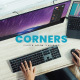 Corners Multipurpose PowerPoint Template - GraphicRiver Item for Sale