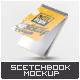 Spiral Sketchbook Mock-Up - GraphicRiver Item for Sale