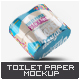Toilet Paper Package Mock-Up - GraphicRiver Item for Sale