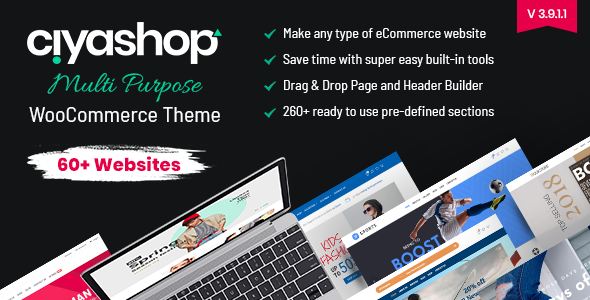 Review: CiyaShop - Responsive Multi-Purpose WooCommerce WordPress Theme free download Review: CiyaShop - Responsive Multi-Purpose WooCommerce WordPress Theme nulled Review: CiyaShop - Responsive Multi-Purpose WooCommerce WordPress Theme