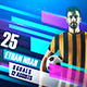 Soccer Player Introducing - VideoHive Item for Sale
