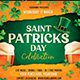 St Patrick's Day flyer - GraphicRiver Item for Sale