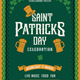 Saint Patrick Flyer - GraphicRiver Item for Sale