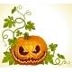 Pumpkin Jack vintage pattern - GraphicRiver Item for Sale