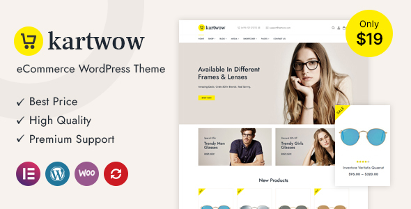Review: Kartwow Multipurpose WooCommerce Theme free download Review: Kartwow Multipurpose WooCommerce Theme nulled Review: Kartwow Multipurpose WooCommerce Theme