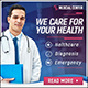 Medical Healthcare Banners - GraphicRiver Item for Sale