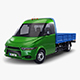 Generic Light Duty Truck v 1 - 3DOcean Item for Sale