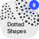 Geometric Dotted Shapes Photoshop Brushes - GraphicRiver Item for Sale