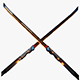 Scifi Katana PBR Project Low-poly - 3DOcean Item for Sale
