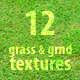 12 Grass & Ground Textures - GraphicRiver Item for Sale