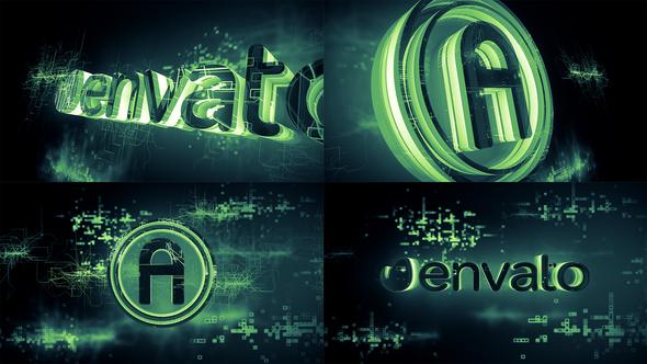 Digital Logo Opener